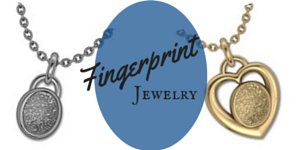 Finger Print Jewelry - Now you can capture precious prints in silver or gold. The process is simple and only takes seconds. The result is a keepsake...