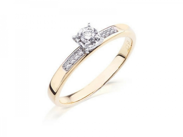 Engagement Ring by Camelot