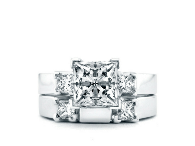 Mark Schneider Alluring Diamond Band .37ctw 14K White Gold by Mark Schneider