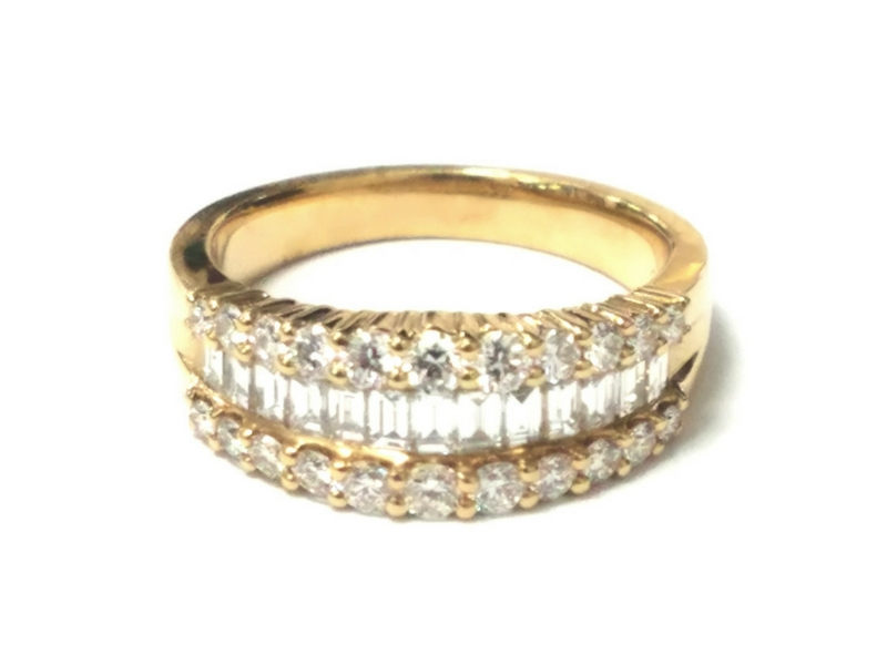 Diamond Fashion Ring by Jye
