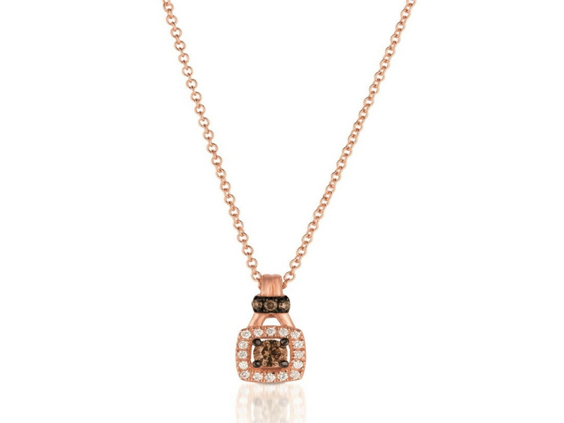 Diamond Pendant by Le Vian