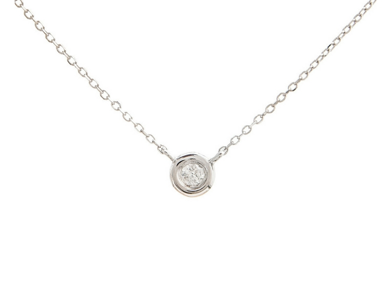 Diamond Pendant by Secure Hoop
