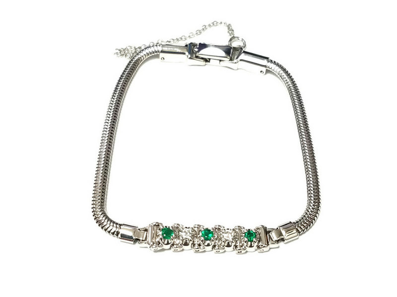 Diamond Bracelet by Kaspar & Esh