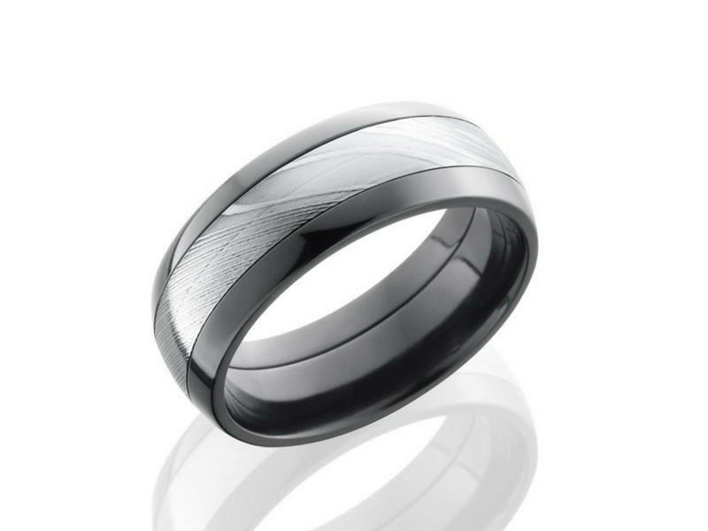 Tungsten  by Lashbrook Designs