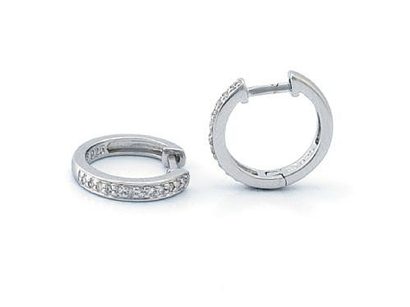 Sterling Silver Jewelry by Secure Hoop