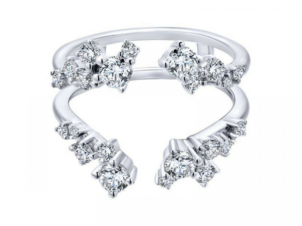 Diamond Ring Jacket An12553l Ring Wraps And Inserts From Confer S